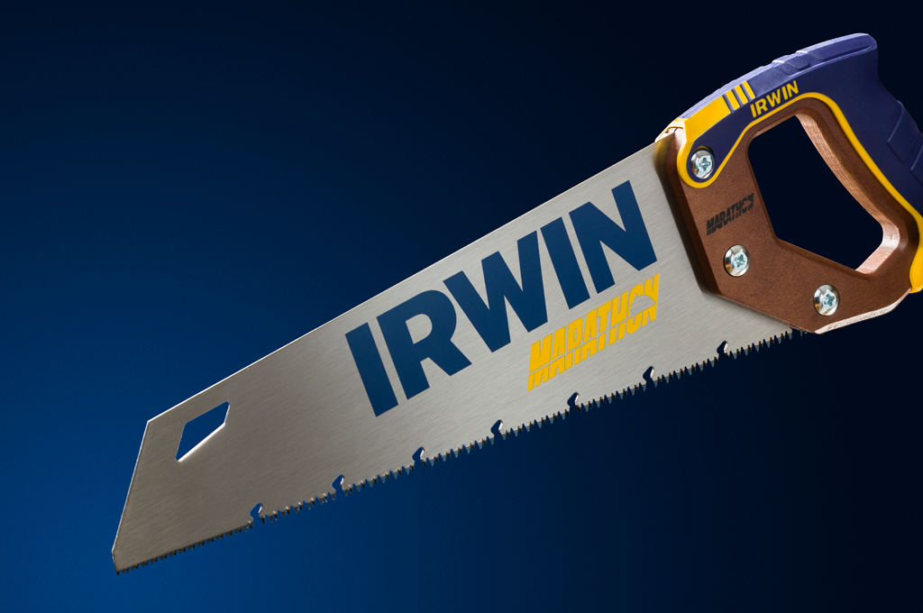 Irwin Saw - product photography