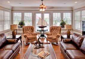 Sitting room - real estate photography