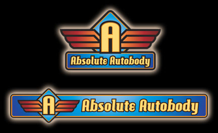 Absolute Autobody Logo